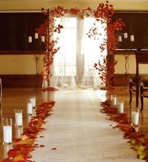 indoor wedding arch ceremony decorations for indoor weddings fall wedding arch indoors