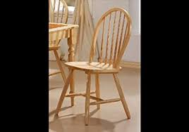 Oak Spindle Back Dining Chairs Finish Spindle Back Wood Dining Chair Set Of