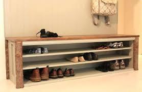 shoe storage bench ideas u2013 floorganics com