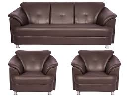 sofa set wood sentiyago 3 1 1 sofa set buy wood sentiyago 3 1 1