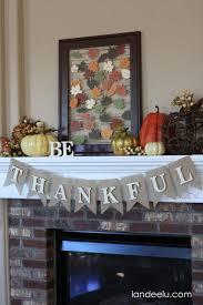 burlap thanksgiving banner be thankful thanksgiving mantel gratitude frame express