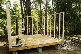 Pretty Shed by Building A New Garden Shed So I Can Work In The Garage Again Page