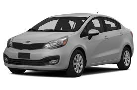 2014 kia rio new car test drive