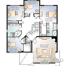 plan de maison a etage 5 chambres plan de maison unifamiliale merisier w3435 dessins drummond