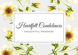 condolences card condolence messages what to say in a sympathy card