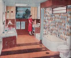 Better Homes And Gardens Bathroom Ideas Colors 79 Best Vintage Pastel Bathroom Images On Pinterest Pastel