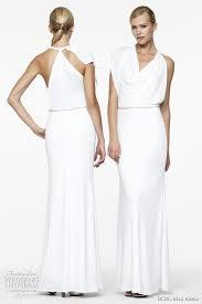 bcbg bridesmaid dresses bcbg max azria wedding dresses 2011 max azria cowl neck and gowns