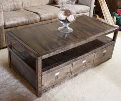 side table plans coffee table rustic coffee table plans southwestern compact build