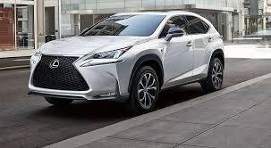 lexus nx suv for 2018 review carnewmagz com