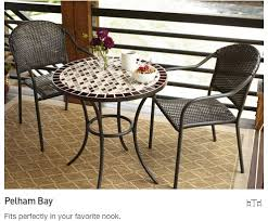 Small Porch Chairs Outdoor Furniture Collections For Small Spaces Lowe U0027s