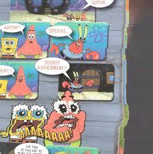 tokyopop u0027s spongebob cine manga flaws 2003 2007 spongebob