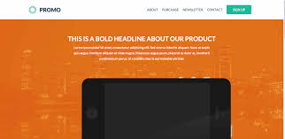 top 40 free landing pages templates built with bootstrap 2017