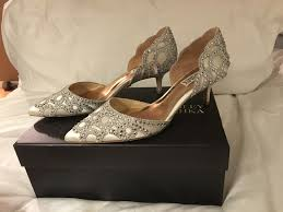 wedding shoes hk show me your badgley mischka shoes weddingbee