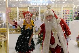selfridges has opened its christmas shop and it u0027s august pretty 52