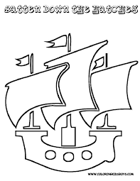 pirate coloring pages printable coloring home