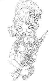 gas mask drawings pinterest masking girls and tattoo