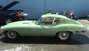 willow green runner 1969 jaguar e type s2 fhc project bring a