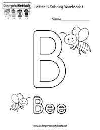 pictures on free letter worksheets for kindergarten unique