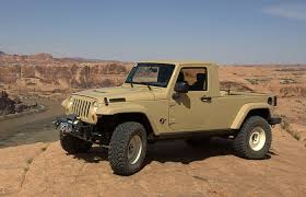 jeep brute 4 door what do you want the wrangler pickup to look like 2 or 4 door