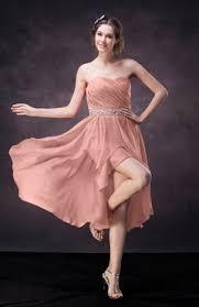 peach color graduation dresses uwdress com
