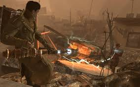 Fallout Old World Blues Map by Review Fallout New Vegas U2013 Lonesome Road Dlc U2013 New Gamer Nation