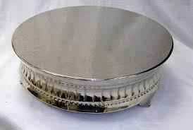 wedding cake plates 18 ornate cake plate rental iowa city cedar rapids