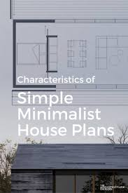 House Plans Washington State Of Simple Minimalist House Plans