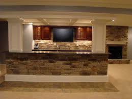 Kitchen Bar Top Ideas by Kitchen Bar Table Height Mahogany Varnished Bar Top Gray Ceramic