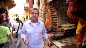 chef cuisine maroc maroc in motion chef damien cuisine fès vidéo dailymotion
