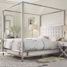 king size metal canopy bed yakunina info