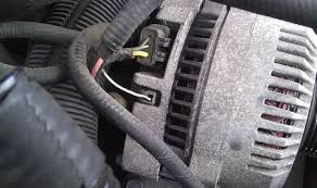 alternator not charging electrical problem 6 cyl four wheel drive