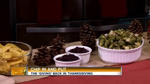 chip in and put the giving back in thanksgiving wkbw buffalo ny