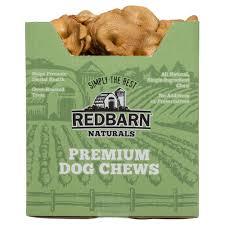 pig snouts natural dog chew redbarn pig snouts