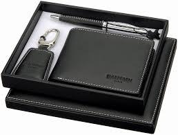 set de bureau personnalisé set 3 pièces personnalisé parure portefeuille