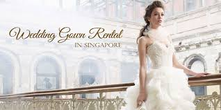 wedding dresses to rent best shops for wedding gown rental in singapore