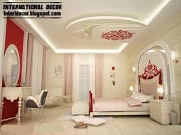 International Home Interiors Bedroom Simple Pop Design Simple Pop Ceiling Designs For Bedroom