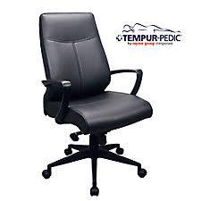 TempurPedic Office Chairs  OfficeChairscom