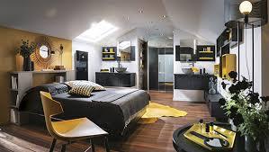 idee chambre parentale avec salle de bain suite parentale avec salle de bain et dressing de luxe