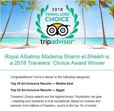 travelers choice images Travelers choice award 2018 pickalbatros hotels resort in egypt jpg