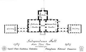 Ennis House Floor Plan by Wpa In Roosevelt History