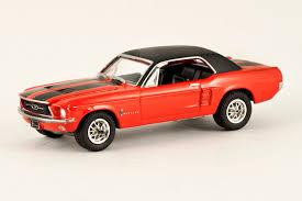 Black 67 Mustang Coupe Greenlight Paulsponys Com