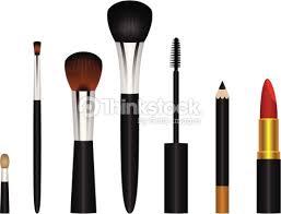 makeup artist clip art makeup brushes vector ilrations vector art thinkstock