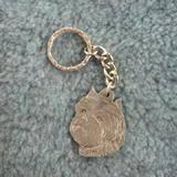 affenpinscher keychain dog keychains at arcata pet supplies