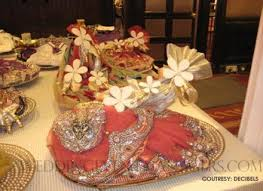 indian wedding gifts for 12 indian wedding gifts packing ideas indian wedding trousseau