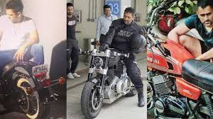 hellcat x132 dhoni ms dhoni s bike collection will make you green with envy gq india