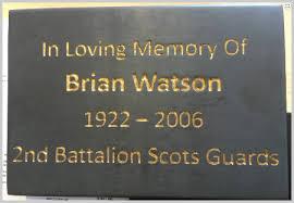 memorial plaques erskine memorial plaques