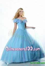 2015 quinceanera dresses fashionable 2015 a line the shoulder cinderella quinceanera