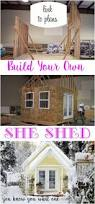Build A Home Building My She Shed Studio Album And Gardens