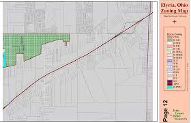 Elyria Ohio Map by City Of Oakley Building Department Zoning Www Tapdance Org