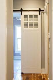 Rustic Bedroom Doors - uses for sliding barn doors in your new home in jacksonville beach